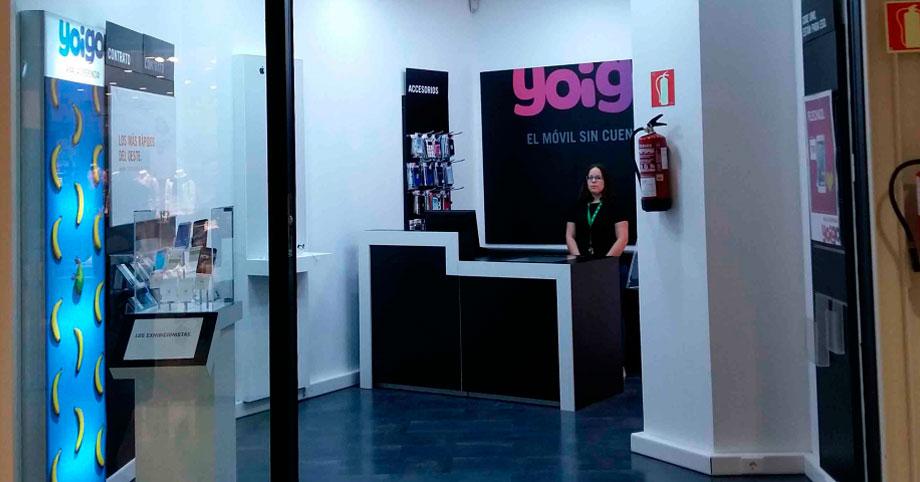 Franquicia bymovil mundofranquicia for Oficinas yoigo