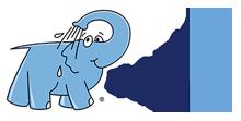 Franquicia Elefante azul