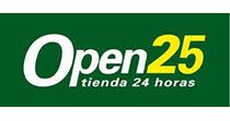Franquicia Open25