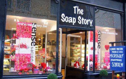 The Soap Story / Mageleinstraat Flandre Orientale / Manucure - Pose d'Ongles / Beauté & Bien-être by CityPlug.be
