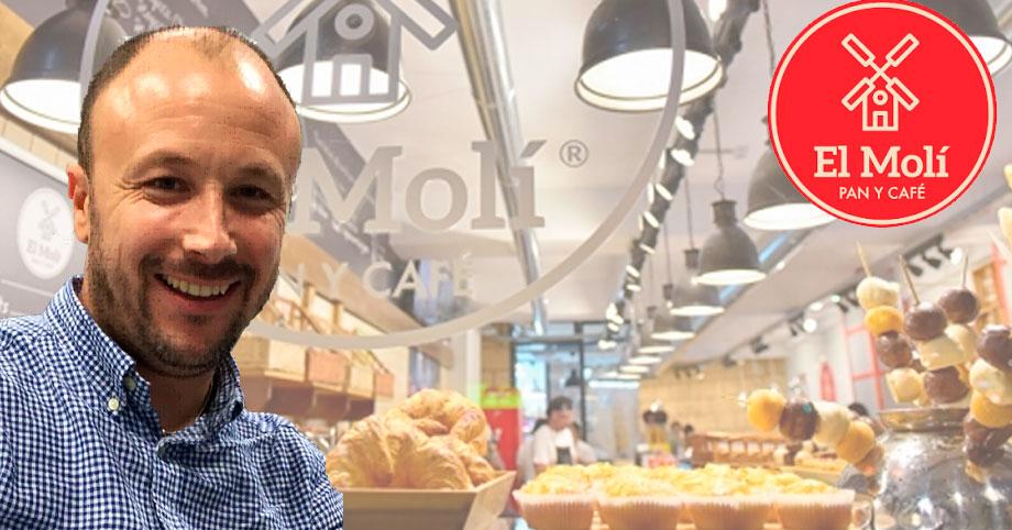 caso de éxito El Molí Pan y Café