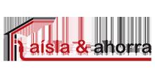 Logo Aisla y Ahorra