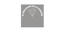 Logo El Brillante de la Higiene