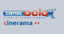 Logo Canal ocio cine y videojuegos