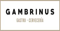 Franquicia Gambrinus Gastro-Cervecería