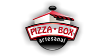 Logo Pizza Box