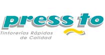 Logo Pressto