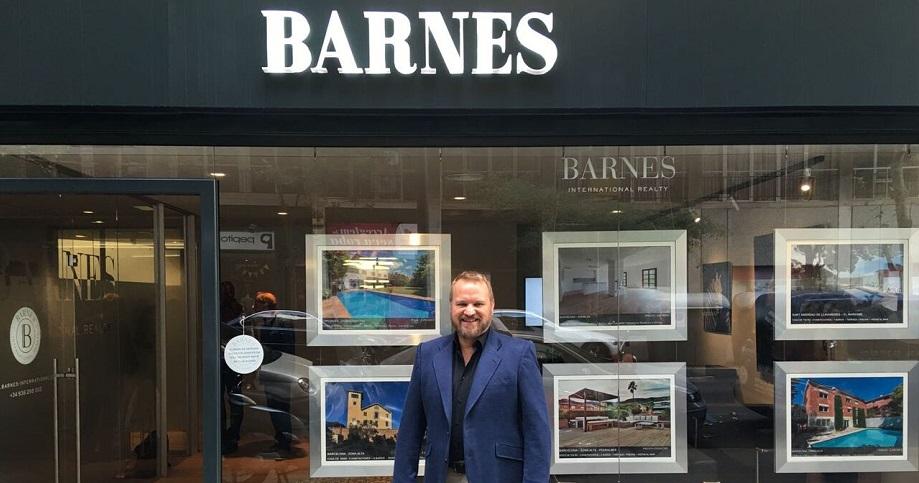 Barnes Internacional desembarca en Barcelona con un fuerte plan de expansión