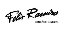 Logo Félix Ramiro, moda nupcial masculina