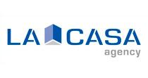 Logo La Casa Agency