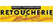 Logo Retoucherie de Manuela