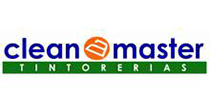 Logo Clean Master Tintorerías
