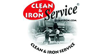 Logo Clean & Iron Service