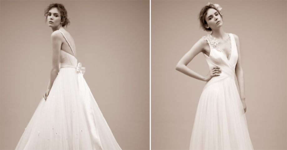 Franquicias de vestidos de novia y fiesta