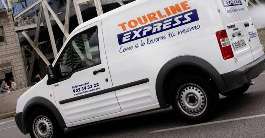 Franquicia tourline express mundofranquicia for Oficinas tourline