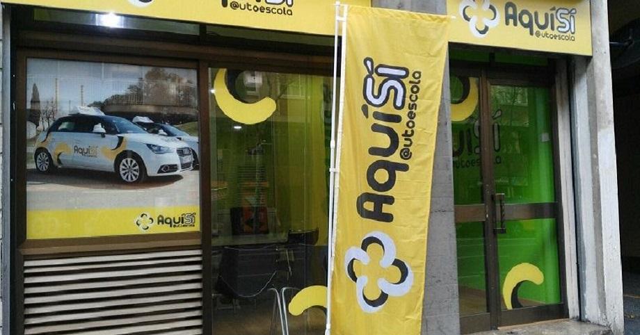 8f49219cfe Nuevo centro para la innovadora cadena de franquicias Aquí Sí en Barcelona