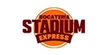 Logo Bocatería Stadium Express