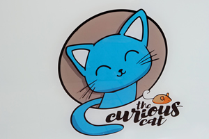 Logo The Curious Cat