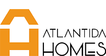Logo Atlantida Homes