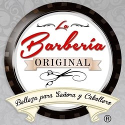 Logo La Barbería Original