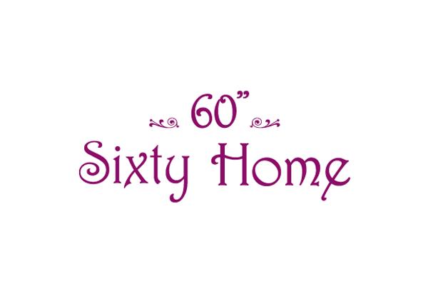 Logo Sixty Home