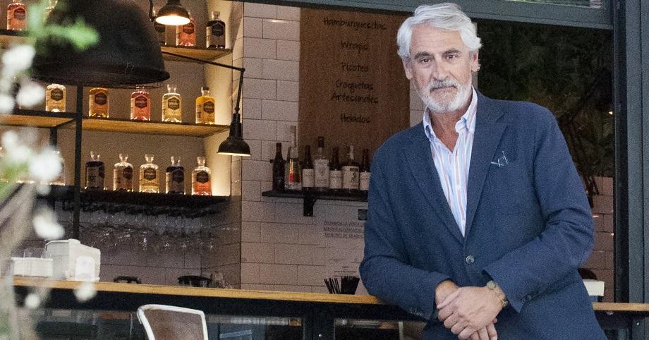 Juan Mendoza Dstills Group