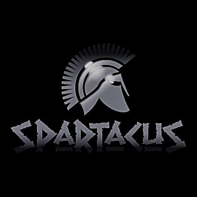 Logo SPARTACUS ELECTRIC MOTOR. CITYCOCO