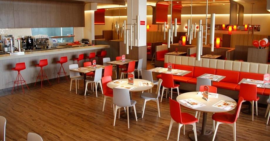 Vips Y Starbucks Aterrizan En El Centro Comercial Torre Sevilla