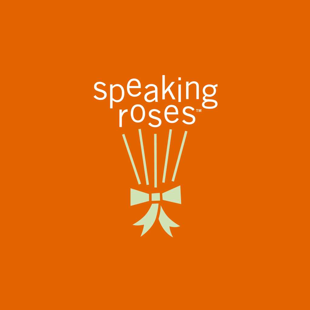Logo Speaking Roses