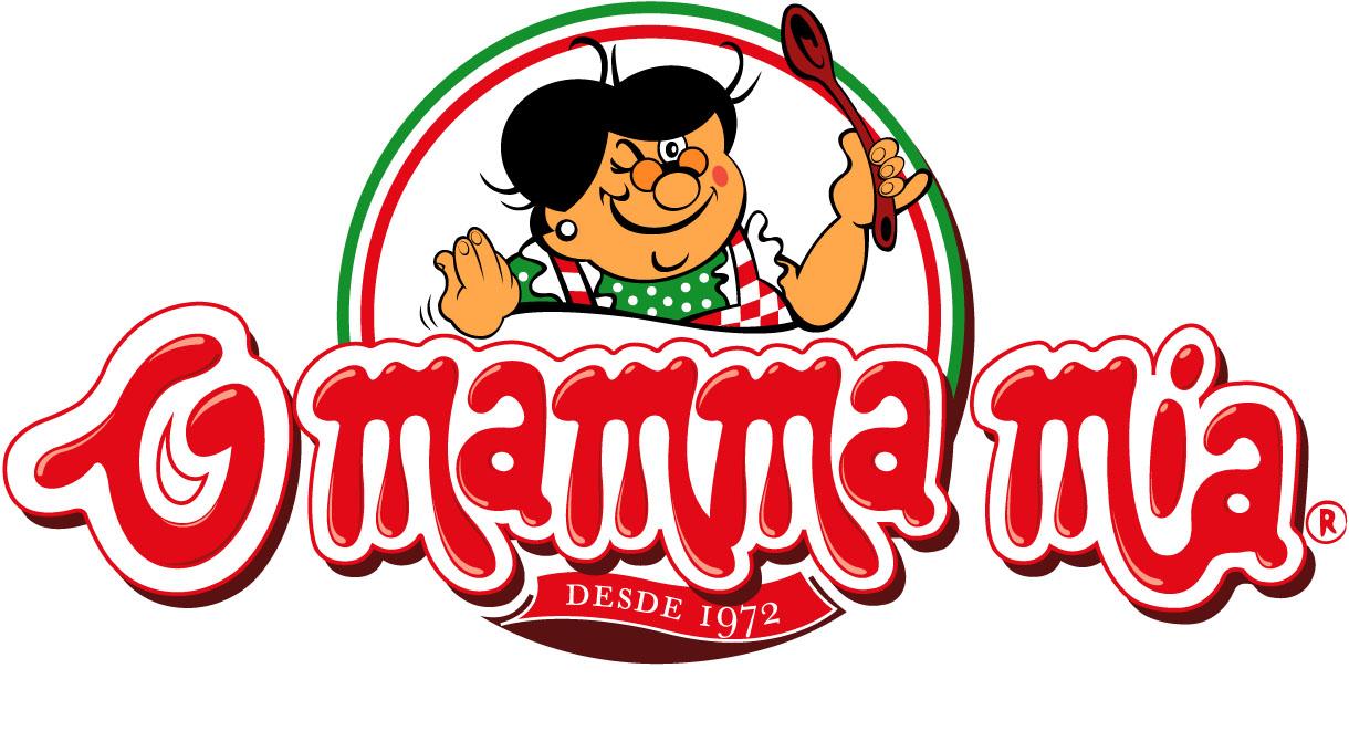 Logo O MAMMA MIA