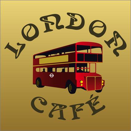Logo London Caf�