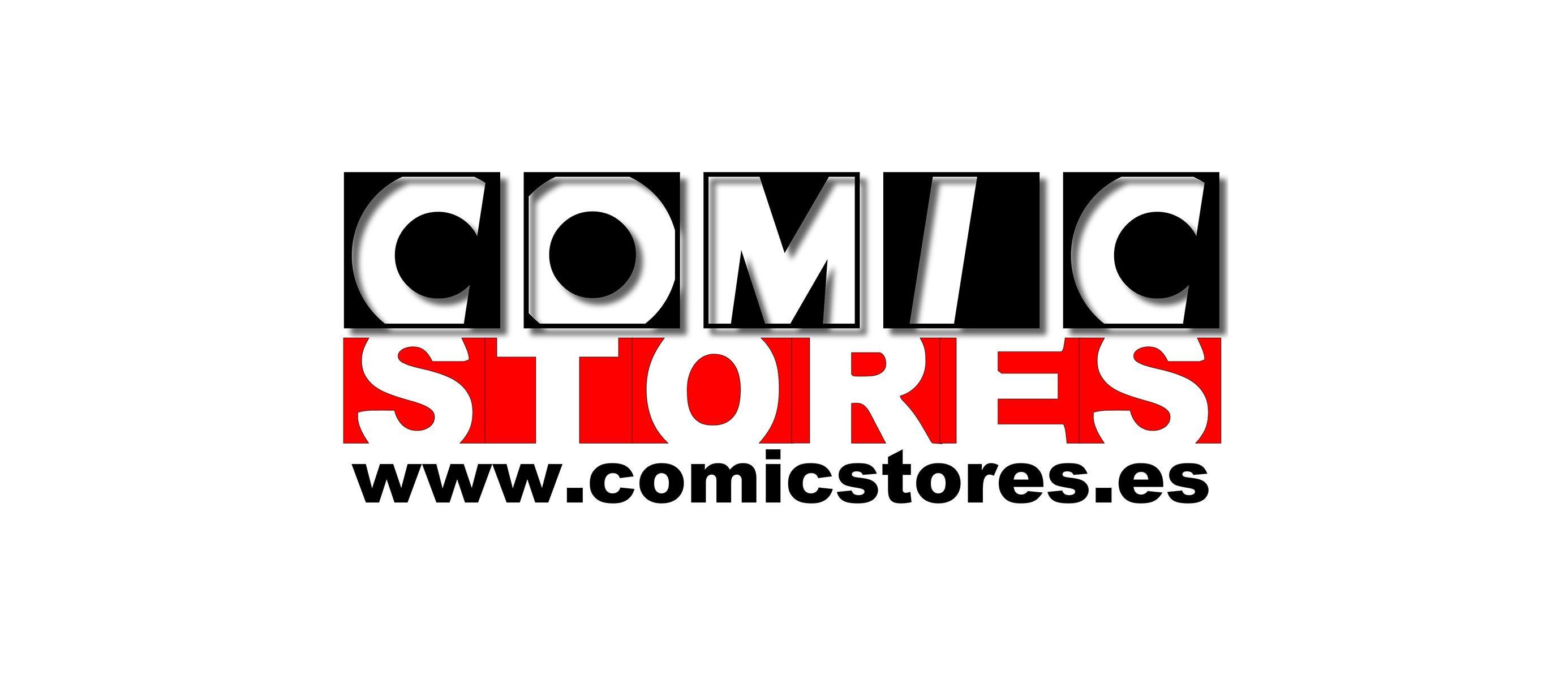 Logo COMIC STORES