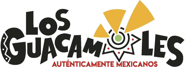 Logo Comida Mexicana, Restaurante Los Guacamoles