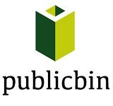 Logo Publicbin – Reciclaje Atractivo