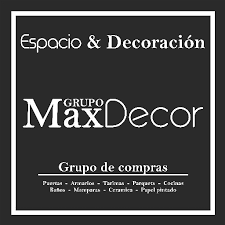 Logo MaxDecor