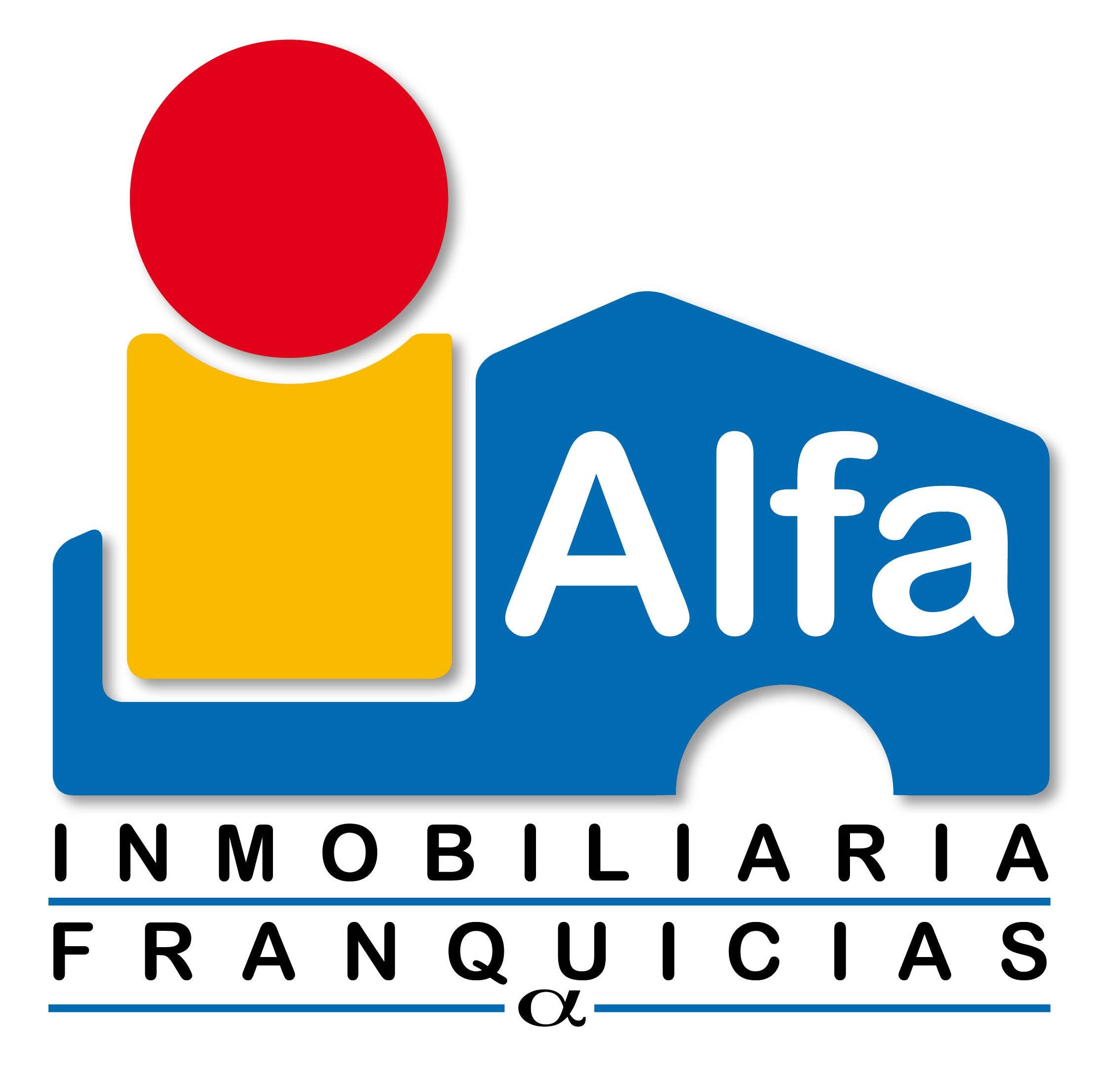 Logo ALFA INMOBILIARIA