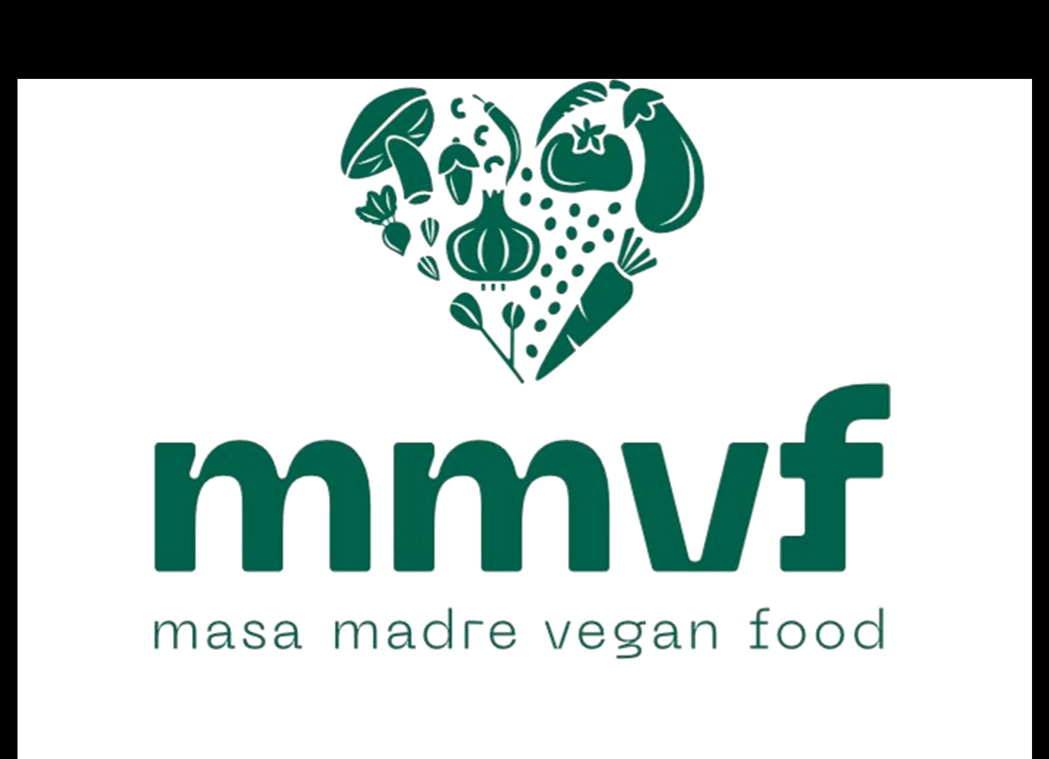 Logo Masa Madre Vegan Food