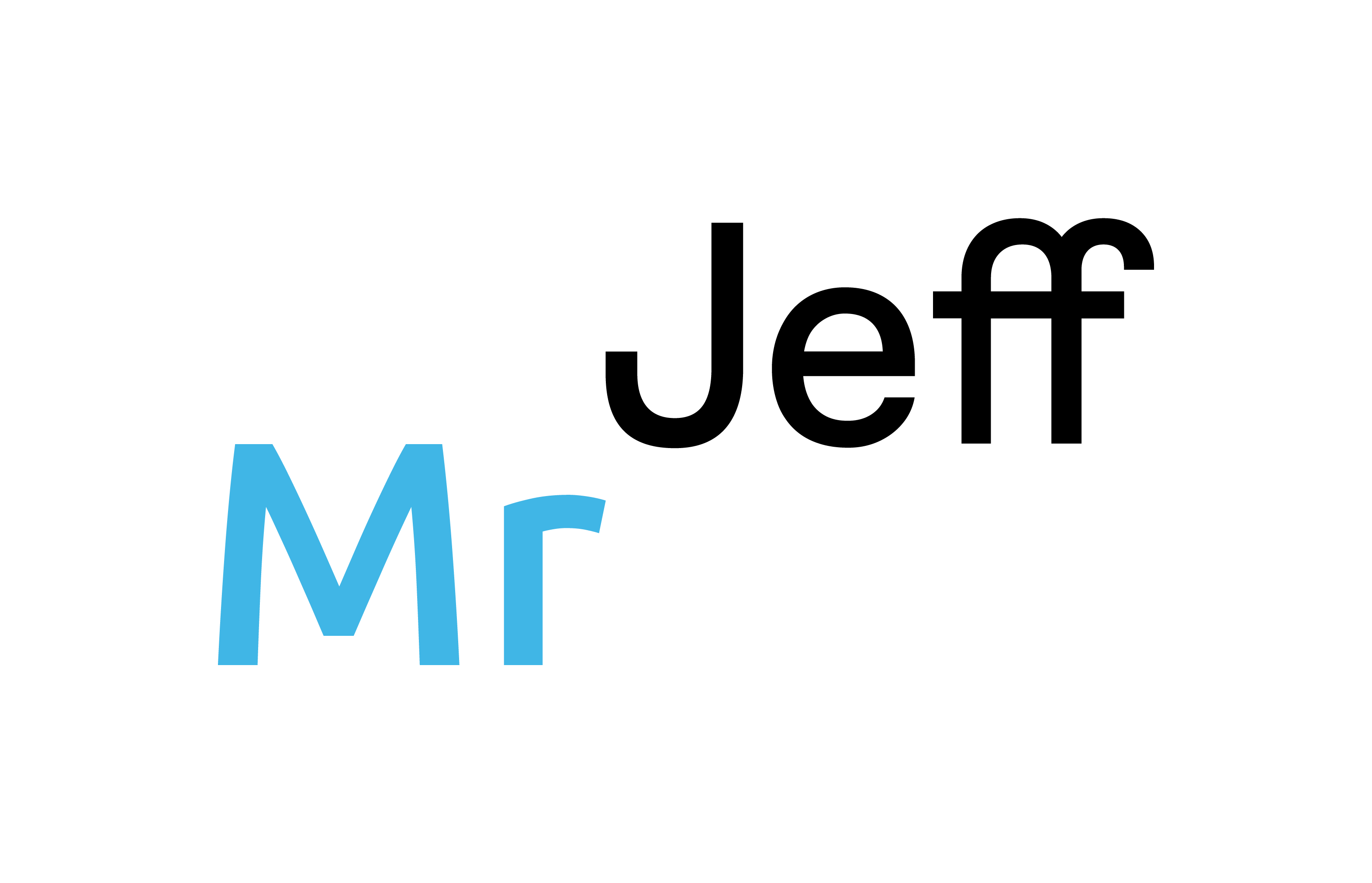 Logo Mr Jeff