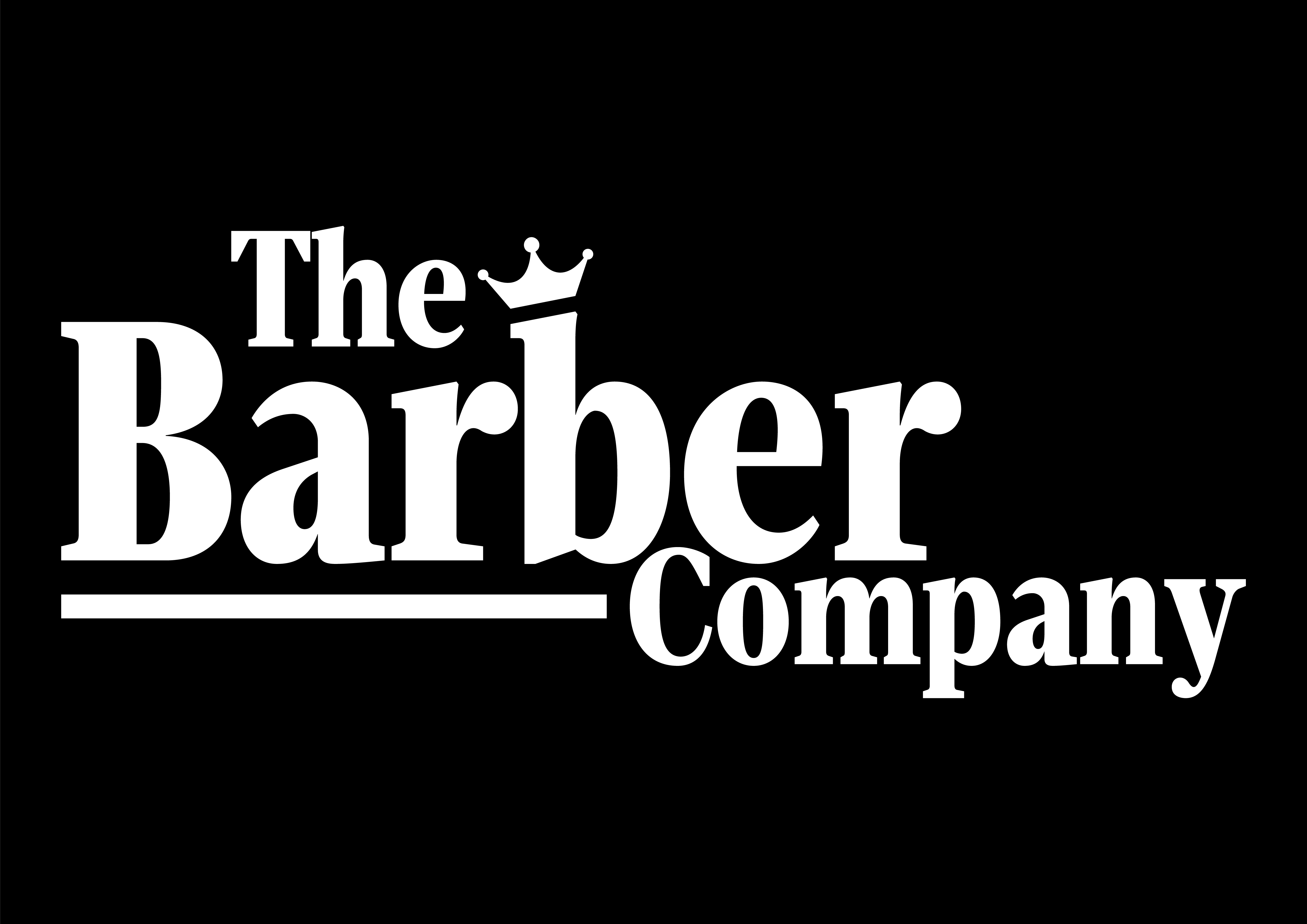 Logo The Barber Company