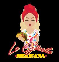 Logo La Güerita Mexicana