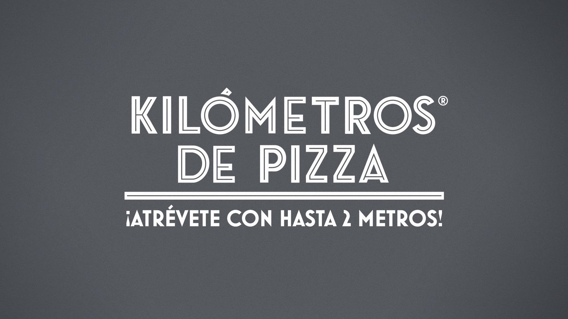 Franquicia Kilómetros de pizza